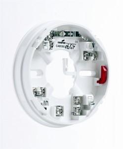 Adresseerbare detectorsokkel