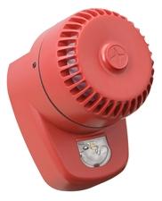 Conventionele sirene-flitser RD flits