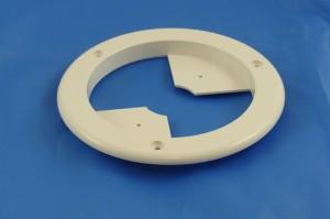 Inbouwvak detectorsokkel