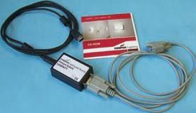RS232 omvormer via USB